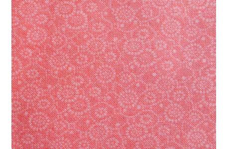 Blumenstoff rosa Color Wall Patchworkstoff