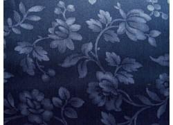 Rückseitenstoff Blumen blau Patchworkstoff Daybreak