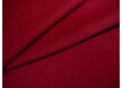 Patchworkstoff uni rot