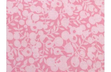 Patchworkstoff Beeren rosa Wiltshire Liberty
