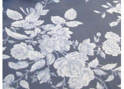 Rosenstoff Designerstoff Shade of Rose grau