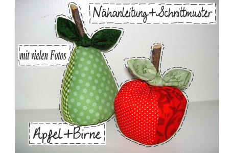 Anleitung Apfel Birne