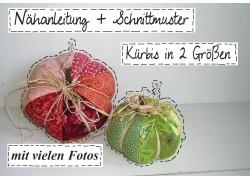 Anleitung Kürbis