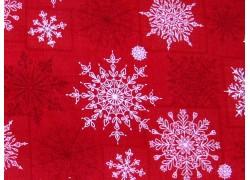 Weihnachtsstoff Eiskristalle Holiday Lane Patchworkstoff