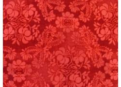 Blumenstoff rot Poppy Days Patchworkstoff