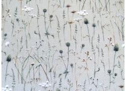Daniela Drescher Baumwollstoff Wintergräser