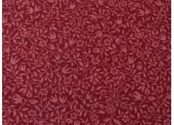 Blumenstoff rot Best Of Morris Fall Patchworkstoff