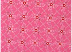Stoff rot pink