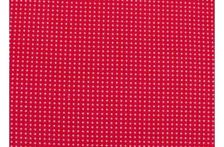 Stoff Punkte pink