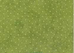 Stoff Pünktchen grün