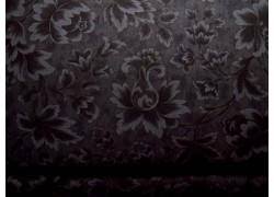 Stoff Rosen anthrazit