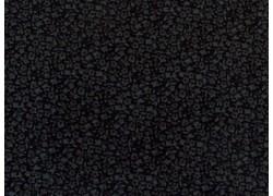 Stoff Blümchen schwarz anthrazit