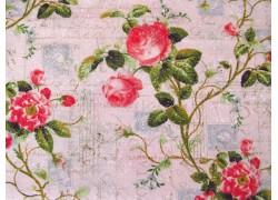 Rosenstoff rosa pink