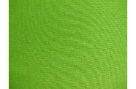 Patchworkstoff uni apfel grün