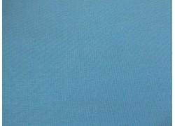 Patchworkstoffhell blau uni