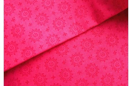 Patchworkstoff Basisstoff pink
