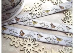 Webband Vögel Meisen