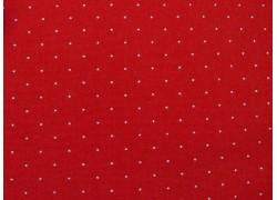 Patchworkstoff Pünktchenstoff rot Moda American Jane