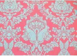 Stoff rosa türkis Tula Pink Hushabye