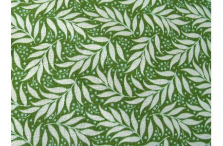 Tilda Stoff Cottage Berry Leaf