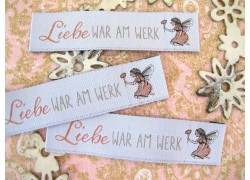 Web-Etiketten Elfe Daniela Drescher