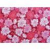 Stoff Nelken rosa rot Fat Quarter