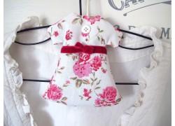 Lavendelkissen Kleidchen