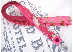 Schlüsselband rosa pink
