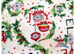 Patchworkstoff Weihnachten The Joy of Giving