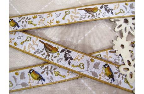 Webband Vogelprinzen Daniela Drescher