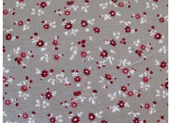 Patchworkstoff Blumenstoff Red Elegance Riley Blake