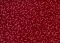 Designerstoff Riley Blake Blumenstoff rot Red Elegance