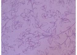 Patchworkstoff lila Blumenstoff Moda Marisa
