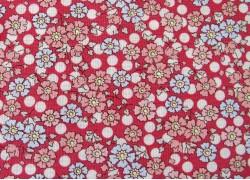 Tilda Stoffe pink Plum Garden Patchworkstoff