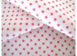 Tilda Stoffe Sternchen rosa Basic Tiny Star Pink