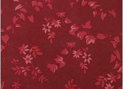 Patchworktstoff Riley Blake Blumenstoff Red Elegance