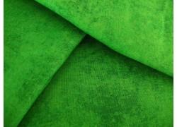 Patchworkstoff Stoff uni sattes grün Shadow Play