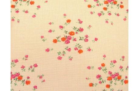 Designerstoff Blumenstoff Autumn Grace Quiltstoff