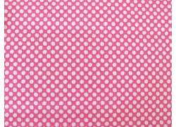 Tilda Stoffe Classic Basics Paint Dots Pink Pünktchenstoff