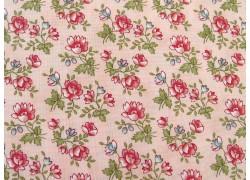 Patchworkstoff Blumenstoff Moda RUE 1800