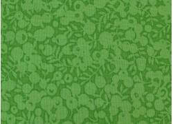 Patchworkstoff Beeren grün Wiltshire Liberty