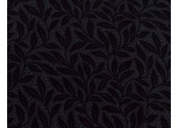 Patchworkstoff Ranken schwarz Sweet Holly Quiltstoff