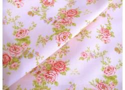 Patchworkstoff Rosenstoff Moda Fleurs
