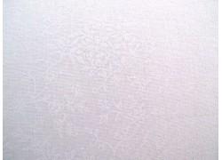 Patchworkstoff Blumenstoff weiß Quilters Flour II