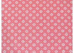 Quiltstoff Blumenstoff rosa Finnegan