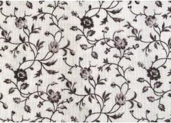Patchworkstoff Blumenstoff Shades Of Grey