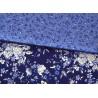 Stoffpaket Westfalenstoffe Blumen blau 72042